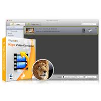 Kigo Video Converter Free for Mac (โปรแกรมแปลงไฟล์วีดีโอ Mac) :