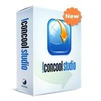 IconCool Studio (โปรแกรม IconCool Studio ออกแบบ ไอคอน สร้าง Icon เอง)