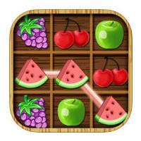 Fruits Connect (เกมส์จับคู่ผลไม้)