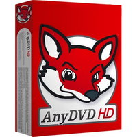 AnyDVD HD (โปรแกรม AnyDVD ปลดล็อค DVD ที่ป้องกันการ Copy)