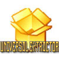 Universal Extractor (โปรแกรมแตกไฟล์ฟรี)