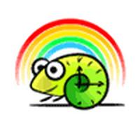 Chameleon Clock (โปรแกรมนาฬิกาบนเดสก์ทอป)
