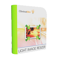Light Image Resizer (โปรแกรม Light Image ย่อขยายภาพฟรี)