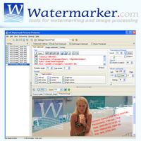 AiS Watermark Pictures Protector (โปรแกรมทํา Watermark ใส่ลายน้ำ ให้รูปภาพ)