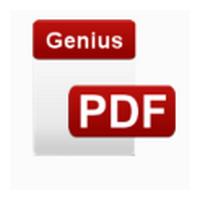 Genius PDF Reader (โปรแกรมอ่าน PDF แปลงไฟล์ PDF)