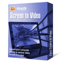 Koyote Free Screen to Video