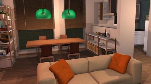 roomeon 3d planner 3. Black Bedroom Furniture Sets. Home Design Ideas