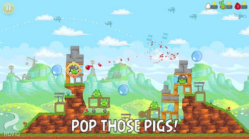 เกมส์นกหงุดหงิด Angry Birds