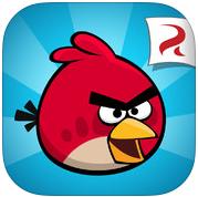 Angry Birds (App เกมส์ Angry Birds ภาคแรก ต้นตำรับ) :