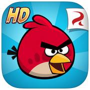 Angry Birds HD (โหลดเกมส์ Angry Birds บน iPad) :