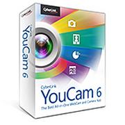 Cyberlink YouCam (เล่นเว็บแคม ทำงานกับเว็บแคม ปลอดภัยด้วยเว็บแคม) :
