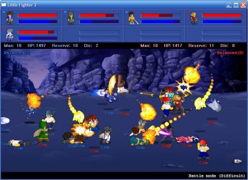 เกม Little Fighter 2