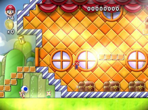 เกม New Super Mario Forever