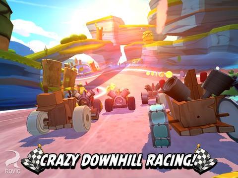 โหลดเกม Angry Birds Go