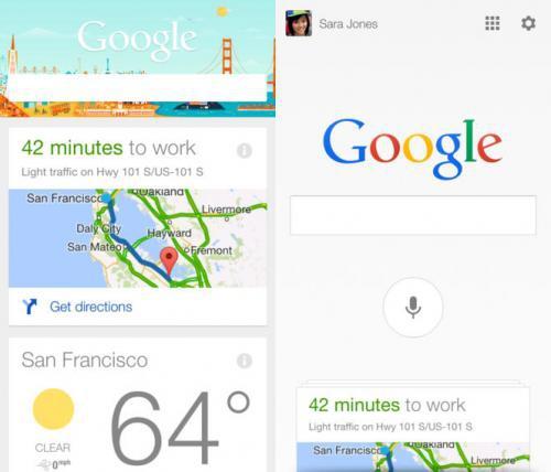 โหลดแอป Google Search
