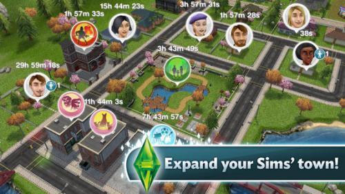 เกม The Sims