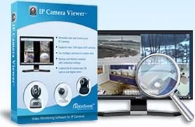 IP Camera Viewer (โปรแกรมดูกล้องวงจรปิด IP Camera) :