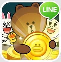 LINE Dozer (App เกมส์เหรียญมหาสนุก) :