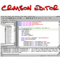 Crimson Editor (โปรแกรมแก้ไข Source Code ฟรี) :
