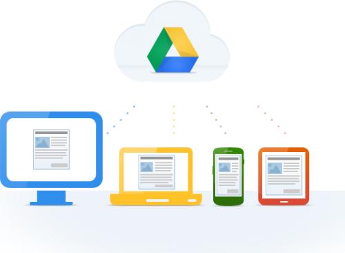 โปรแกรมซิงค์ข้อมูล Google Backup and Sync