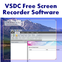 VSDC Free Screen Recorder :