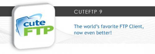 ดาวน์โหลดโปรแกรม CuteFTP
