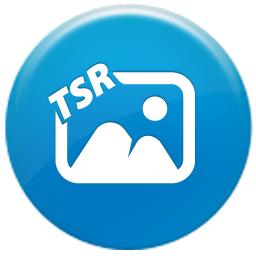 TSR Watermark Image (โปรแกรมทำ Watermark พื้นหลังลายน้ำ) :