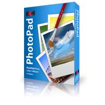 PhotoPad Image Editor (โปรแกรม PhotoPad Image แก้ไขรูป) :