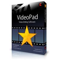 VideoPad Video Editor (โปรแกรม VideoPad ตัดต่อวีดีโอ มืออาชีพ) :
