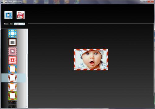 โปรแกรม Free Photo Frame Maker 3