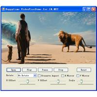 Happytime Video Process Filter (โปรแกรมหมุนวีดีโอฟรี) :