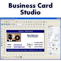 Business Card Studio :