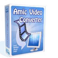 Amic Video Converter (โปรแกรมแปลงไฟล์วีดีโอ) :