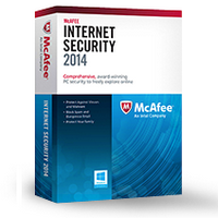 McAfee Internet Security :