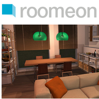 Roomeon 3D-Planner (โปรแกรมออกแบบห้อง ออกแบบภายใน 3 มิติ)