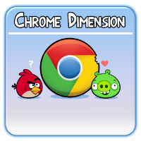 Angry Birds Chrome (เล่น Angry Birds บน Chrome)