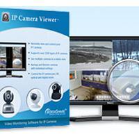 IP Camera Viewer (โปรแกรมดูกล้องวงจรปิด IP Camera)
