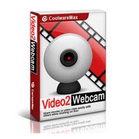 Video2Webcam (โปรแกรมเปิดไฟล์วีดีโอ บนเว็บแคม)