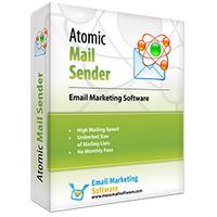Atomic Mail Sender (โปรแกรมส่งเมล์เยอะๆ)