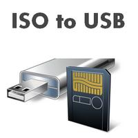 ISO to USB (โปรแกรมแปลงไฟล์ ISO ลง USB แฟลชไดร์ฟ)