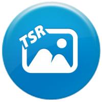 TSR Watermark Image (โปรแกรมทำ Watermark พื้นหลังลายน้ำ)