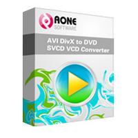 AVI DivX to DVD SVCD VCD Converter