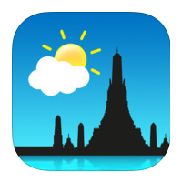 Thai Weather (App รายงานสภาพอากาศ)