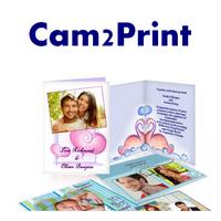 CamtoPrint Greeting Cards (โปรแกรมทำการ์ดเชิญ การ์ดอวยพร ฟรี)