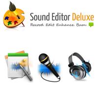 Sound Editor Deluxe (โปรแกรมเสียง ครบวงจร) :