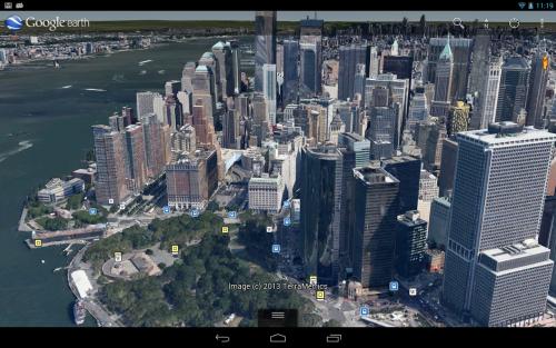 โหลดแอป Google Earth