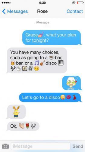 โหลดแอป Emoji Free Emoticon