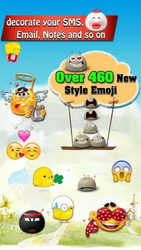 แอป Emoji Free Emoticon