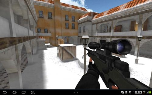 โหลดเกมส์ยิงปืน Sniper