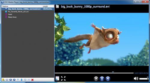 โหลดโปรแกรม VSO Media Player